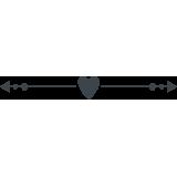 Corazon y flechas