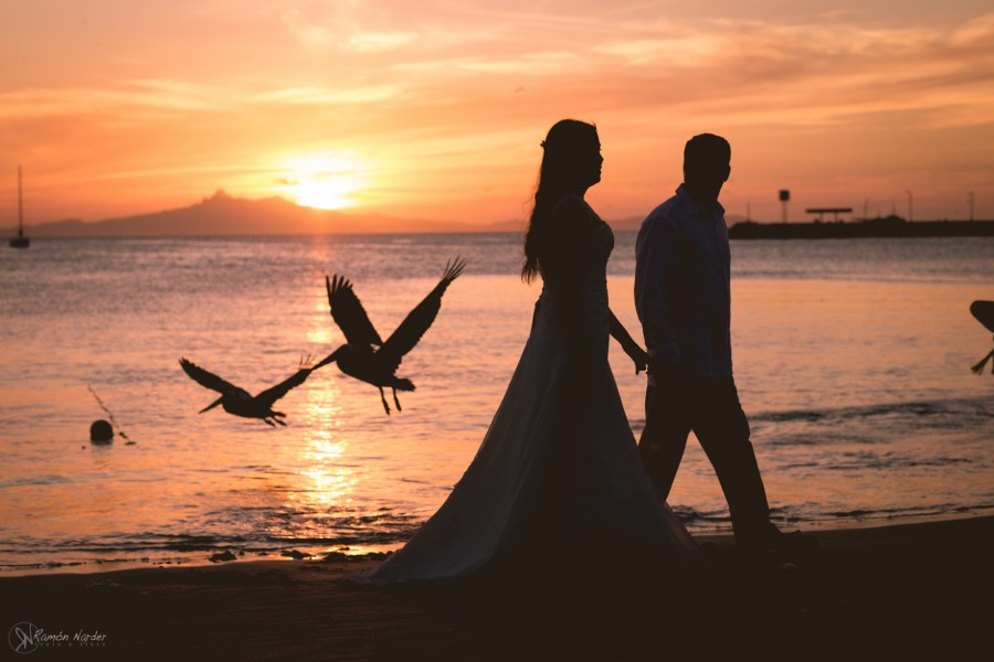Any & Luis | Post-Wedding in Margarita Island, Venezuela