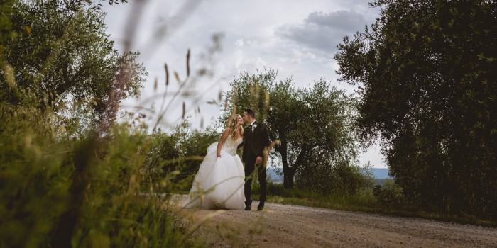 Giulia & Simone | Wedding in Tuscany, Italy