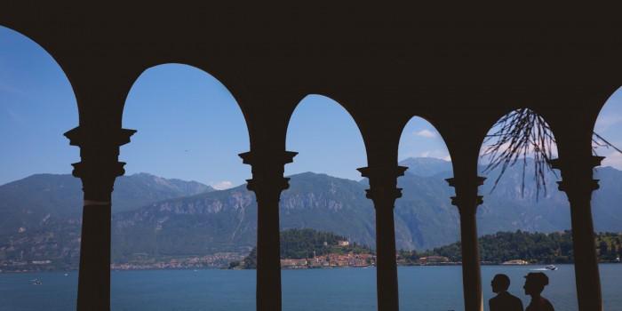 R & R | Wedding in Como Lake, Italy