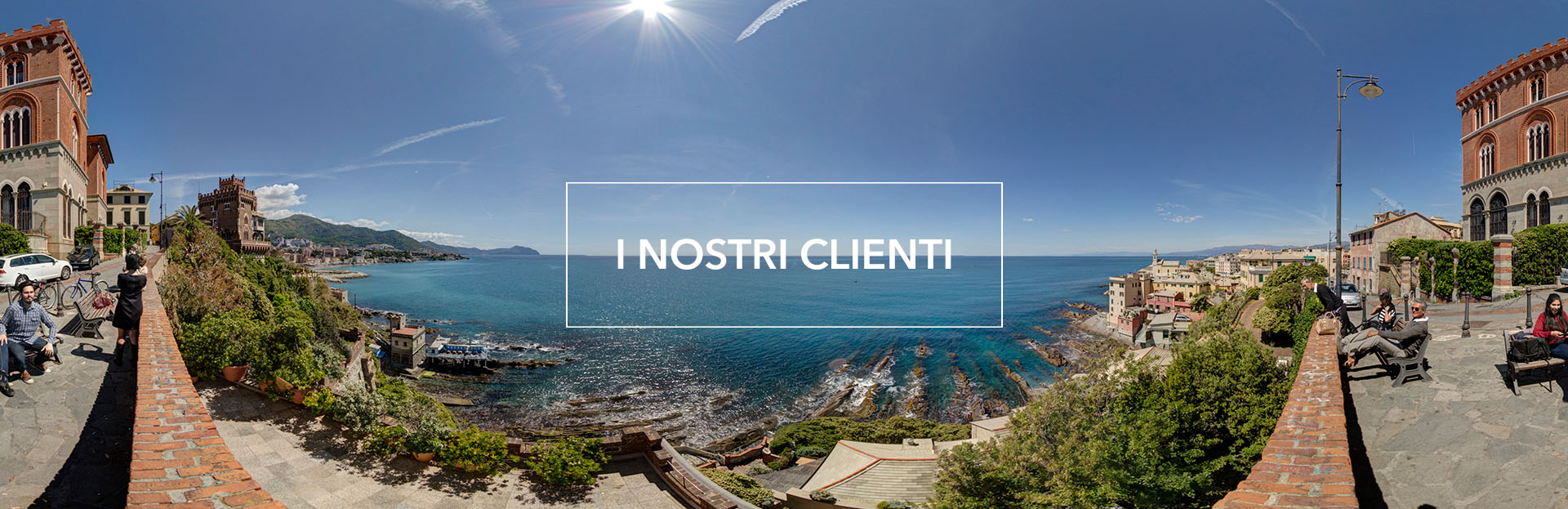 step inside clienti