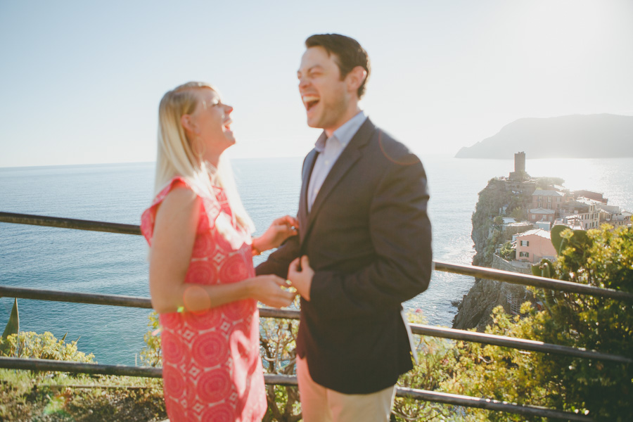 Engagement in Vernazza | Cinque Terre | Ramón Narder