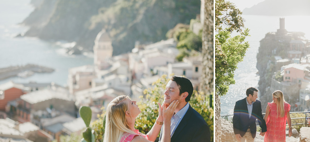 Engagement in Vernazza