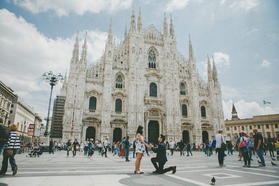 Proposal in Milano