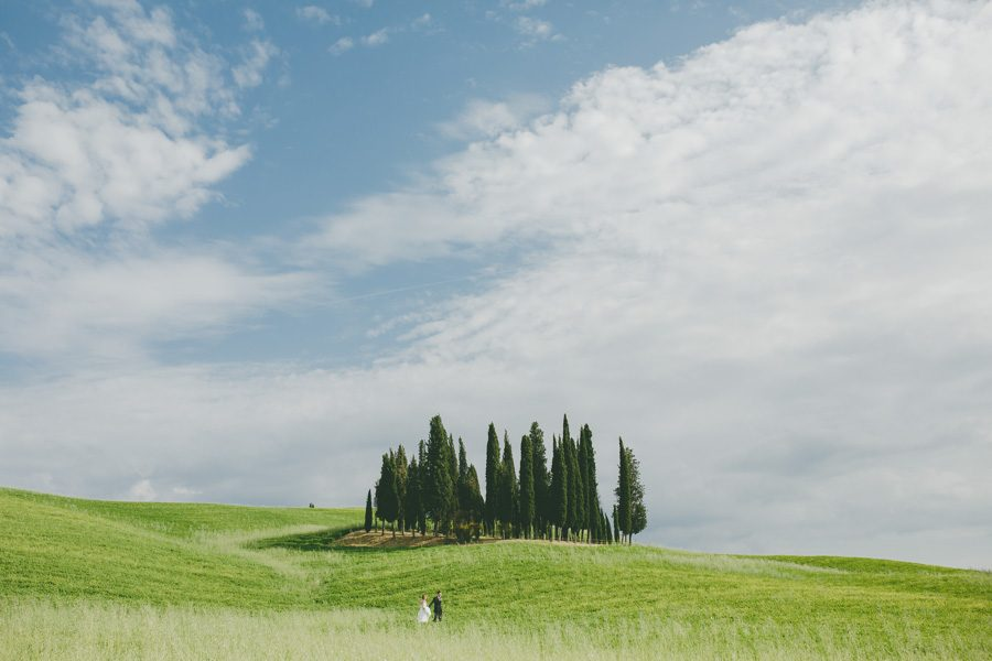 Amelia & Jason | Wedding in Pienza - Tuscany
