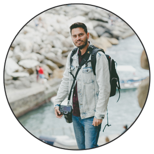 Vacation Photographer in Cinque Terre