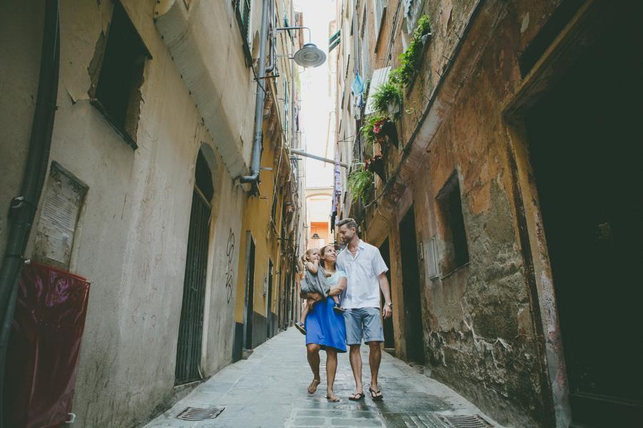 Vacation Photographer in Genova