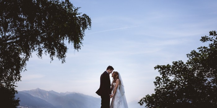 Sabrina & Sandro | Wedding in Lugano, Switzerland