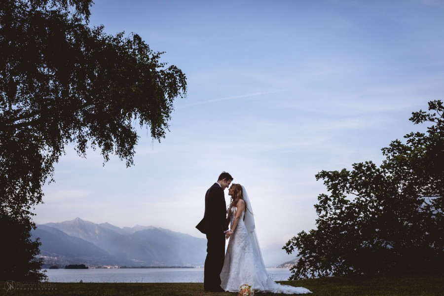 Sabrina & Sandro | Wedding in Lugano, Switzerland