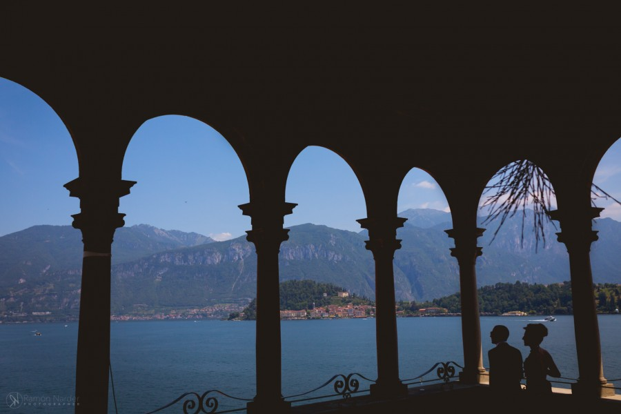 R & R | Wedding in Como Lake, Italy